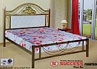 METAL BED KUDA (SUCCESS)