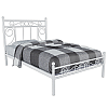 SINGLE BED VICENZA (ORBITREND)